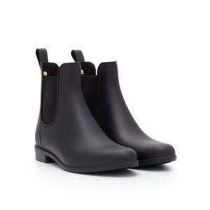 Sam Edelman Tinsley Chelsea Rain Boots - Size 8